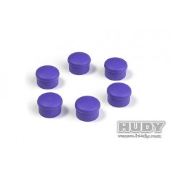 Cap For 22mm Handle - Violet 6