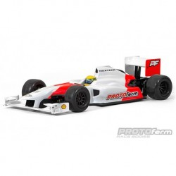 F1-Thirteen Clear Body
