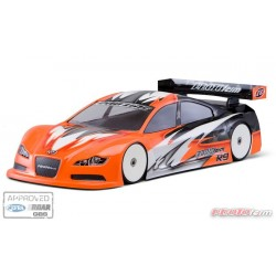 1:10 R9-R Touring Car (190mm) clear +decals