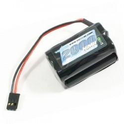 VOLTZ RX SQUARE BATTERY 4.8v