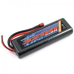 VOLTZ 3200mah HARD CASE 7.4V