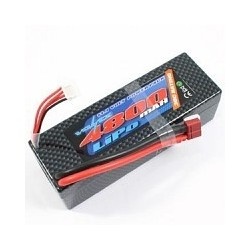 VOLTZ 4800mah HARD CASE 11.1V