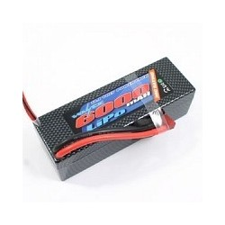VOLTZ 6000mah HARD CASE 11.1V