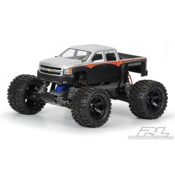 1/10 Chevy Silverado 2500 HD Clear body