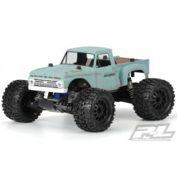 1:10 1966 Ford F-100 Clear Body