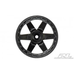 Desperado 2.8 (Traxxas Style Bead) Black Räder (2)