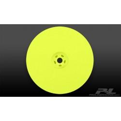 1:10 Velocity 2.2 Hex Rear Yellow Räder ( 12mm hex) (2)
