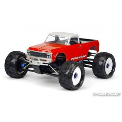 1/8 1972 Chevy C-10 Clear Body