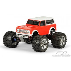 1:10 1973 Ford Bronco Clear Body