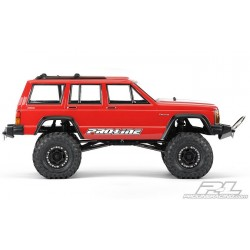 1/10 1992 Jeep Cherokee Clear body