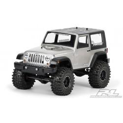 1/10 2009 Jeep Wrangler Clear body