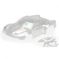Pre-Cut Flo-Tek Ford F-150 Raptor SVT Clear Body