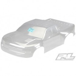 Pre-Cut True Scale Ford F-150 Raptor SVT Clear Body