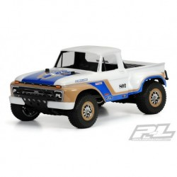 1:8 1966 Ford F-100 Clear Body