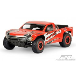 Chevy Silverado 1500 Clear Body