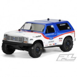 1:10-1:8 1981 Ford Bronco Clear Body