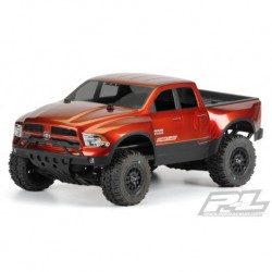 1:8 2013 RAM 1500 True Scale Clear Body