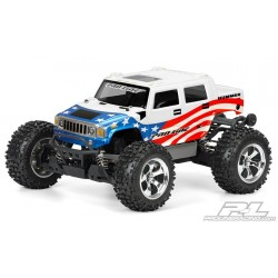 H2 Hummer SUT Clear Body