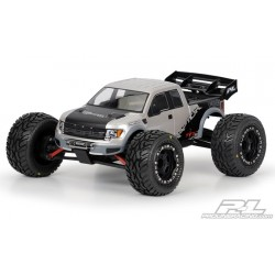 1/16 Ford F-150 SVT Raptor Clear Body