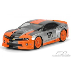 1:16 2011 Camaro GS Clear body
