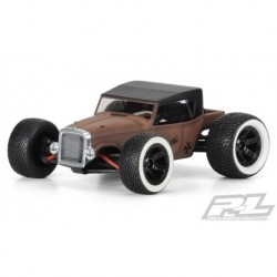 1/16 Rat Rod Clear Body