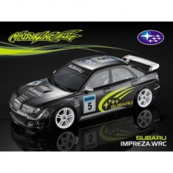 SUBARU IMRREZA WRX CLEAR BODY