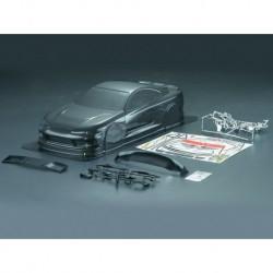 NISSAN GT-R R35 GT CARBON-PRINTING BODY