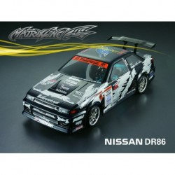 NISSAN 200 SX CLEAR BODY