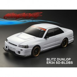 Nissan Skyline R34 CLEAR BODY