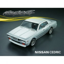 NISSAN CEDRIC CLEAR BODY