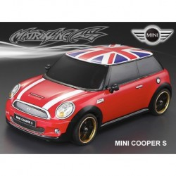 NEW MINI COOPER-S CLEAR BODY