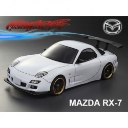 MAZDA RX-7 CLEAR BODY