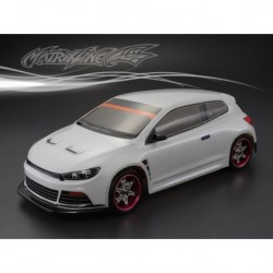VW Volkswagen SCIROCCO CLEAR BODY