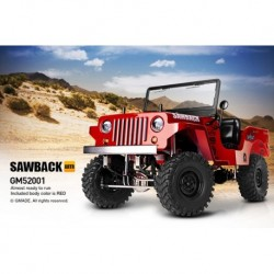 GMADE 1:10 GS01 SAWBACK 4WD