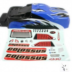 FTX COLOSSUS BODYSHELL - BLUE