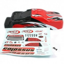 FTX COLOSSUS BODYSHELL - RED