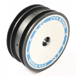 FTX SIEGE REAR WHEEL - WHITE (