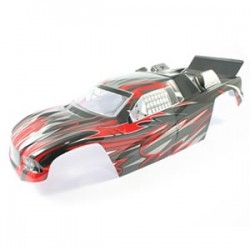 FTX SIEGE RED PAINTED TRUGGY