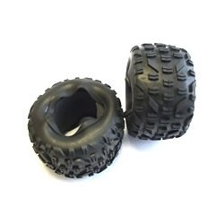 FTX DESTROYER TYRES W/INSERT