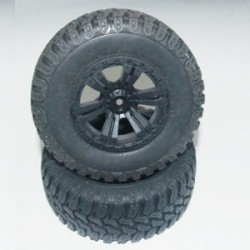 FTX VIPER MOUNTED WHEELS/TYRES