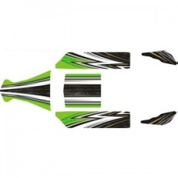 FTX VIPER BODY ASSEMBLY(GREEN)