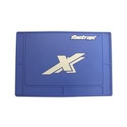FASTRAX LARGE PIT MAT - BLUE70cm x 50cm