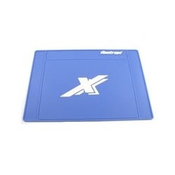 FASTRAX MEDIUM PIT MAT - BLUE62cm x 42cm