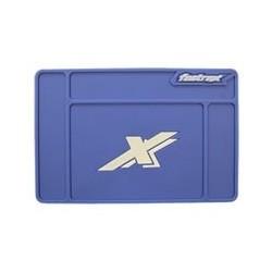 FASTRAX SMALL PIT MAT - BLUE36cm x 24cm