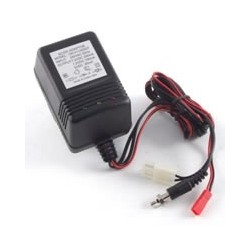 3-in-1 AC/DC RX, 7.2v & GLOWCHARGER 200mA OUTPUT