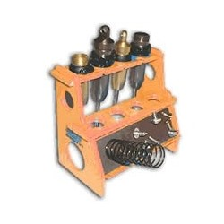 SHOCK ABSORBER BUILDINGSTATION ORANGE