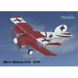FlyZone - Micro Albatros DV WWI RTF