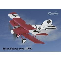 FlyZone - Micro Albatros DV WWI Tx-R