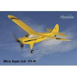 FlyZone - Micro Super Cub Tx-R