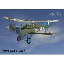 FlyZone - Micro S.E.5a WWI RTF